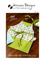 Mom & Me Apron Pattern by Terry Atkinson
