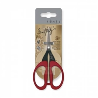 Tim Holtz 5in Titanium Mini Snips