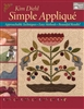 Simple Applique by Kim Diehl