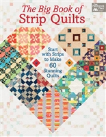 Big Book of Strip Quilts: 60 Patterns for Pre-cut-Strips