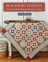 Blackberg Edition:  Quilts: 11 Beloved Quilts by Cindy Blackberg