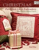 Christmas Patchwork Loves Embroidery Hand Stitches