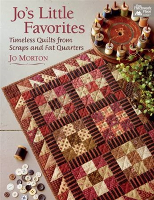 Jo's Little Favorites Timeless Quilts from Scraps and Fat Quarters
