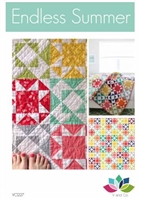 Endless Summer Quilt Pattern by V and Co