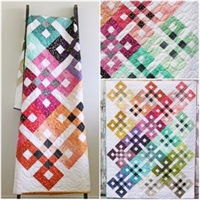 Preppy Quilt Pattern by V and Co