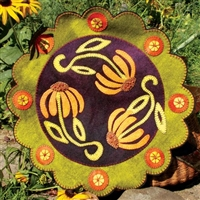 Brown Eyed Susan Quilt Pattern