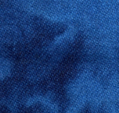 WOOL FABRIC: LAPIS BLUE (READ BELOW)