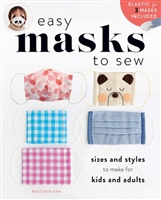 Easy Masks to Sew: Styles and Sizes for Kids and Adults