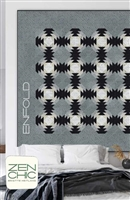 Enfold  Pineapple Quilt Pattern by Zen Chic