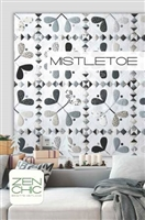 MISTLETOE Quilt Pattern by Zen Chic