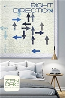 Right Direction Quilt Pattern by Zen Chic