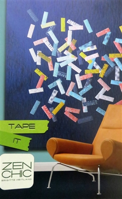 Tape It Quilt Pattern by Zen Chic