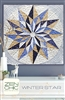 Winter Star Quilt Pattern by Zen Chic