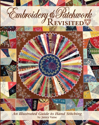 Book: Embroidery & Patchwork Revisited by Jan Vaine